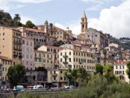 The Italian Rriviera